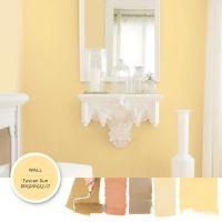 25+ best ideas about Yellow paint colors on Pinterest