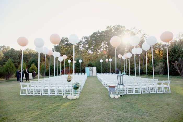 Balloon Wedding Décor Ideas: 10 Fun Ways to Incorporate Balloons Into Your Big Day - Wedding Party: