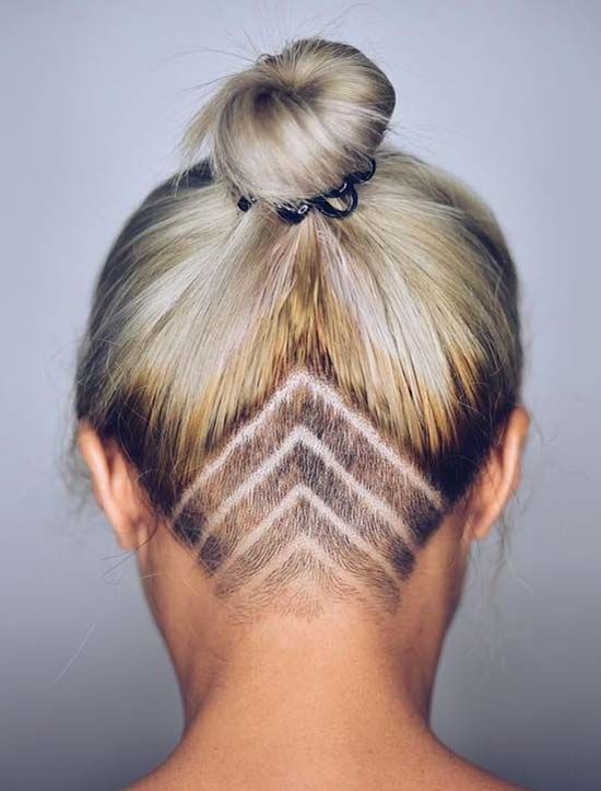 25 Best Ideas About Undercut Long Hair On Pinterest Long