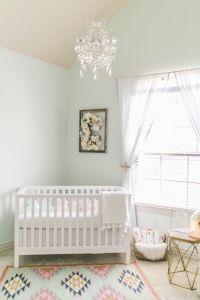 17+ best ideas about Mint Nursery on Pinterest   Mint baby ...