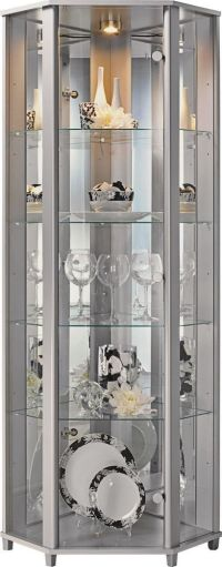 25+ best ideas about Display cabinets on Pinterest | Grey ...