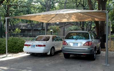 Make Your Own PVC Canopy Carports Playgrounds Pools