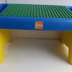 Table And Chairs For Toddlers At Walmart Kitchen 6 Uk Lego Duplo Mega Bloks Lap Desk Storage Building Surface 12