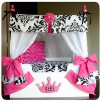 25+ best ideas about Princess dog bed on Pinterest | Dog ...