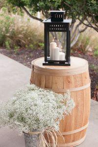 Another 20 Rustic Wine Barrels Wedding Decor Ideas ...