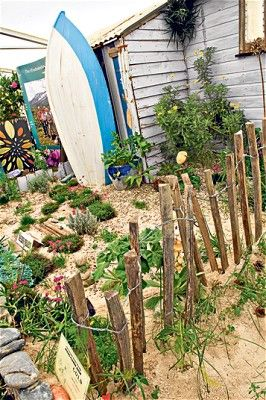 25 Best Ideas About Beach Theme Garden On Pinterest Beach