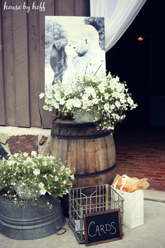 1000 ideas about Country Wedding Decorations on Pinterest  Country Weddings Wedding