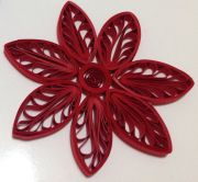 ideas quilling flowers