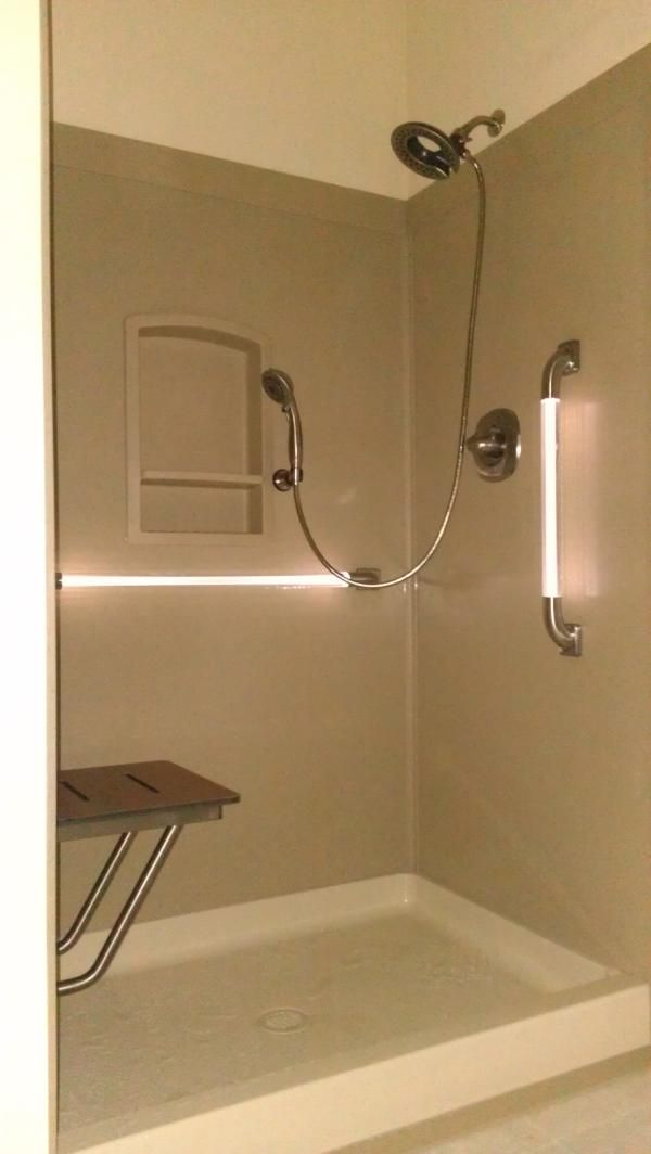 12 best images about Bathroom Shower  Options From Lowes