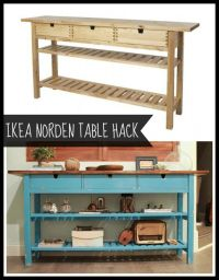 1000+ ideas about Ikea Hack Kitchen on Pinterest | Diy ...