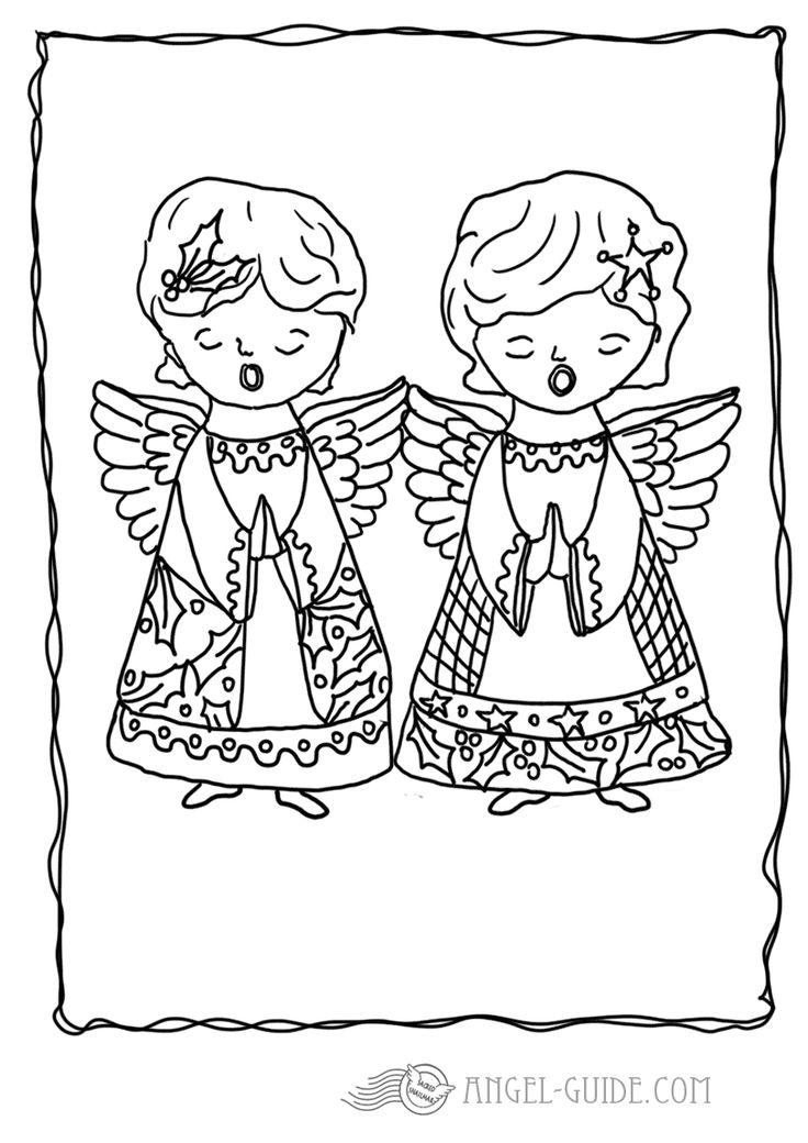1000+ images about *~* Christmas Angels on Pinterest