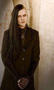 dark romantic gothic guy male