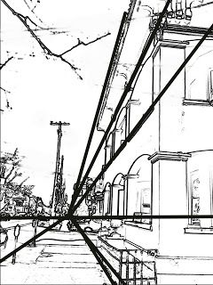 17 Best ideas about One Point Perspective on Pinterest