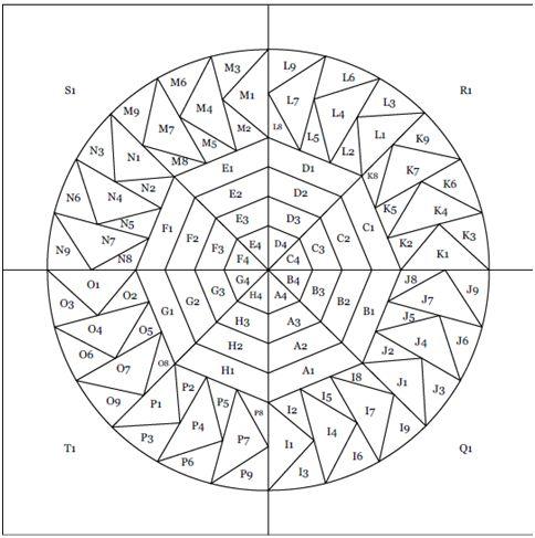 De 25+ bedste idéer inden for Paper pieced patterns på