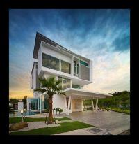 124 best 1.4 Malaysia Modern Villas images on Pinterest