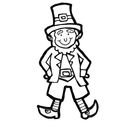 1000+ images about St. Patrick's Day Coloring Pages on