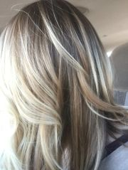 gorgeous light brown with blonde