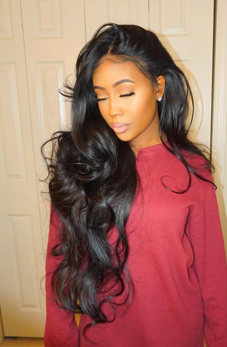 25 Best Ideas About Weave Hairstyles On Pinterest Sew In Weave