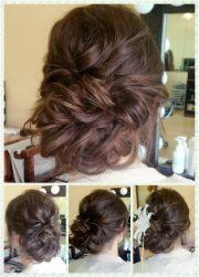 bridal hair - rustic romantic