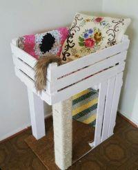 Easy Diy Cat Furniture