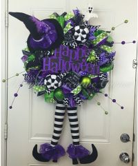 17 Best ideas about Halloween Deco Mesh on Pinterest ...