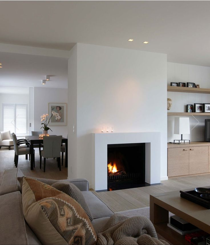 25 best ideas about Simple Fireplace on Pinterest  Fireplace surrounds Mantle ideas and