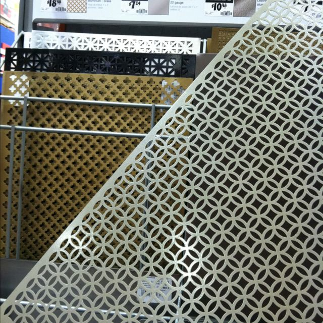 home depot chairs plastic library vintage decorative metal sheets on sale at depot! so many crafting options! | creative crafts ...
