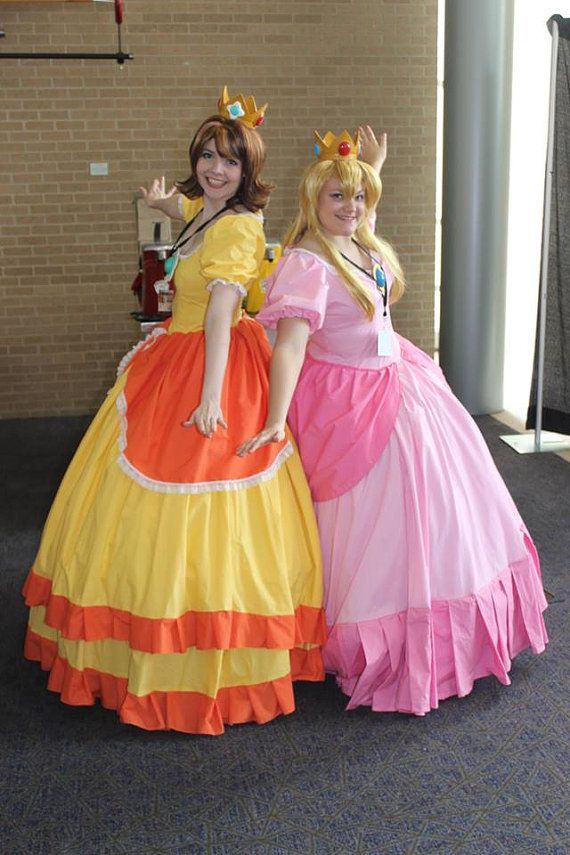 1000+ ideas about Princess Peach Costume on Pinterest