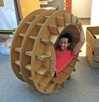 Best 20+ Cardboard furniture ideas on Pinterest ...