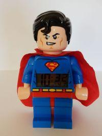 Lego DC Universe Super Heroes Superman Minifigure Alarm