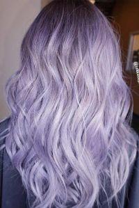 25+ best ideas about Light purple hair on Pinterest