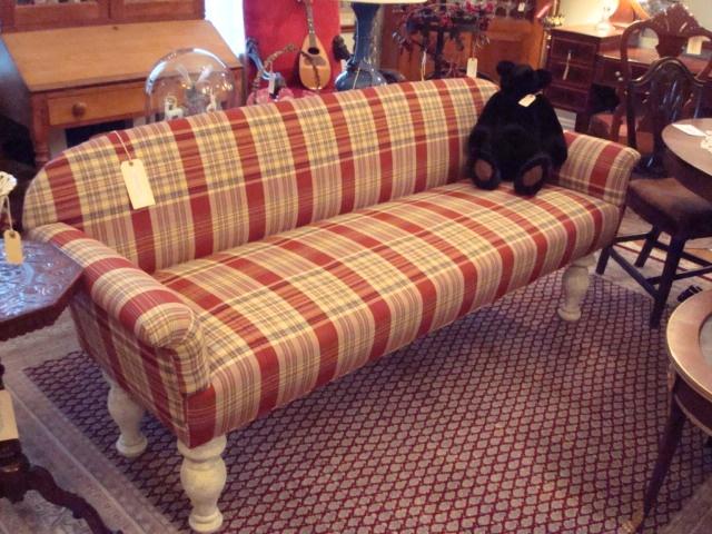 The 25 Best Plaid Couch Ideas On Pinterest Plaid Sofa Laura