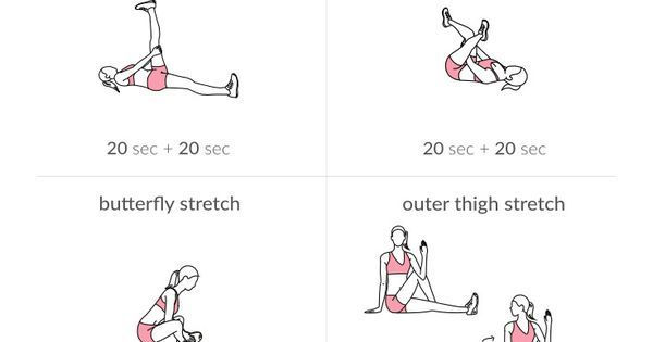Best 25+ Stretch routine ideas on Pinterest