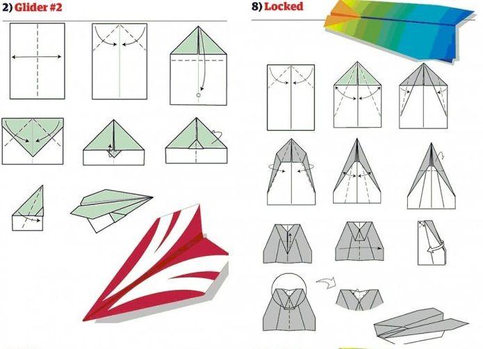 Paper Airplane Tutorial - Usefulresults