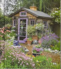 17 Best images about Garden Rooms, Sun Rooms & Potting ...