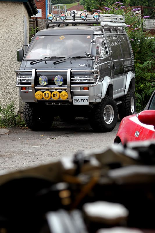 54 best images about mitsubishi delica po5 on pinterest