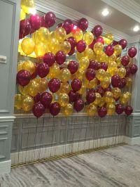 25+ best ideas about Balloon backdrop on Pinterest ...