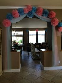 25+ best ideas about Gender reveal decorations on ...
