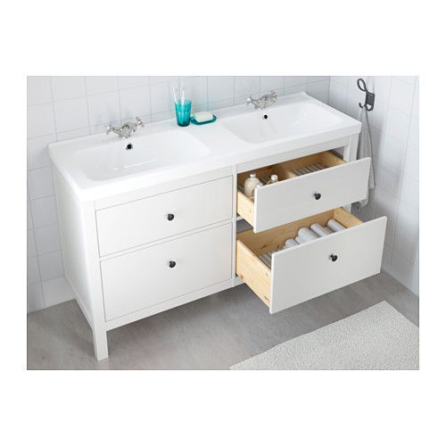 Hemnes  odensvik  Bathroom vanities Drawers and Vanities