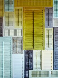 25+ Best Ideas about Shutter Wall on Pinterest | Country ...