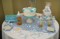 Baby Shower Table Decorations   Health And Fitness ...