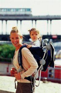 porte bebe dorsal bien porter son bebe