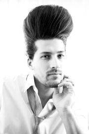 4 long hair style ideas #men