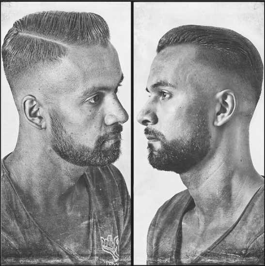 Rockabilly Frisur Kurze Haare Manner Mittellange Haare
