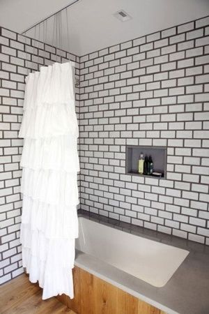 41 Best Images About Shower Curtains And Tracks On Pinterest