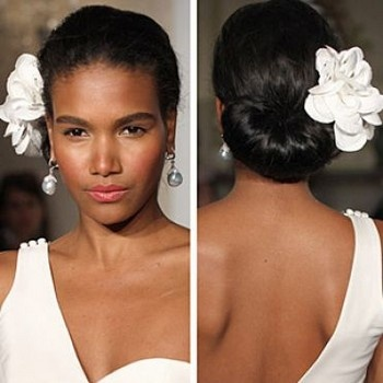 Image result for African American bridal hairstyles for long face shapes
