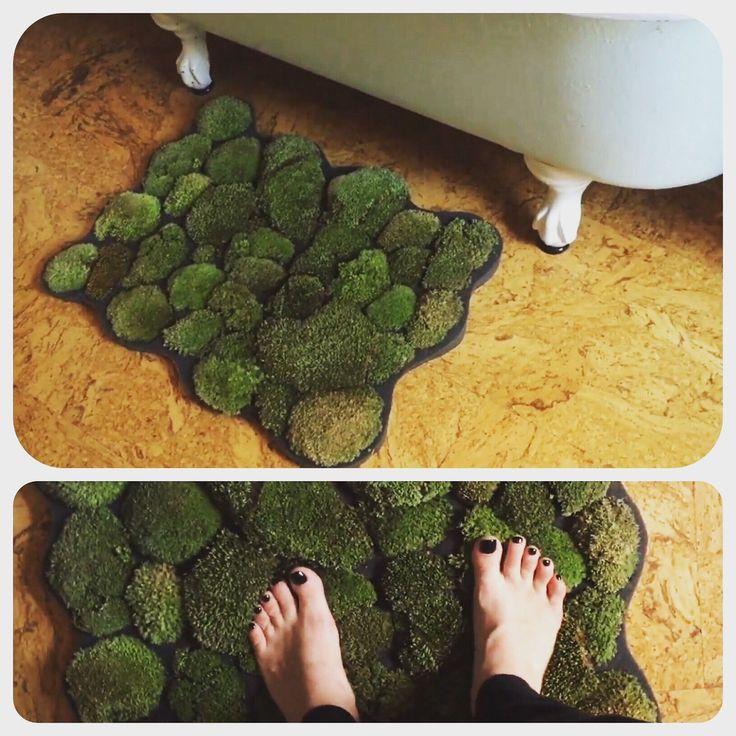 25 Best Ideas About Moss Bath Mats On Pinterest Shower