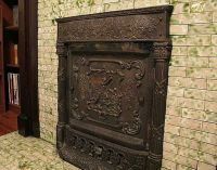 17 Best images about mantels / inserts/ tiles in old ...