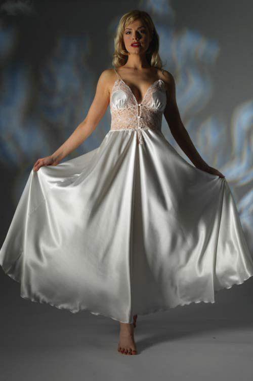 Floor Length Nightgowns