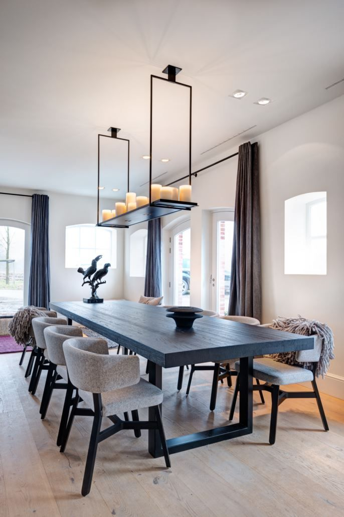 25 best ideas about Modern dining table on Pinterest  Dining room modern Modern dining room
